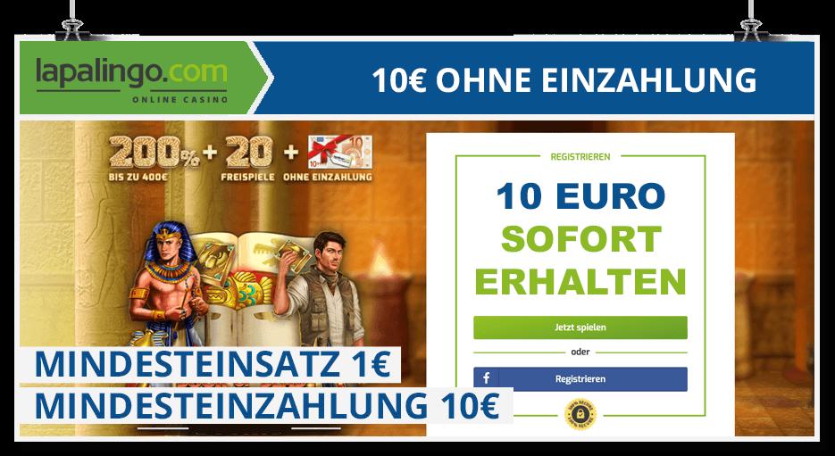 online casino mindesteinzahlung 10€